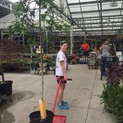 Photo taken at Lowe's Home Improvement by Katie on 5/9/2015
