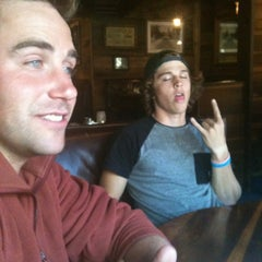 Photo taken at Rojo's Bar Tahoe by Samantha R. on 10/14/2012
