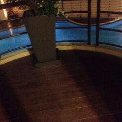 Photo taken at A-te' Hotel (โรงแรม เอเต้ ชุมพร) by Hasssadee D. on 4/15/2015