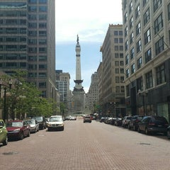 Photo taken at City of Indianapolis by Marius F. on 6/21/2015