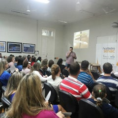 Photo taken at Faculdade de Tecnologia Senac Pelotas by Pierre V. on 4/7/2014