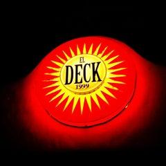 Photo taken at El Deck by Andrés Felipe G. on 4/6/2013