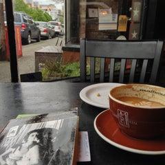 Photo taken at Caffe Vita by Joey P. on 4/29/2013