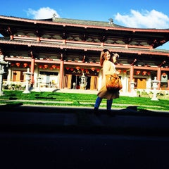 Photo taken at Fo Guang Shan Temple   北岛佛光山 by Scarlet G. on 5/16/2015