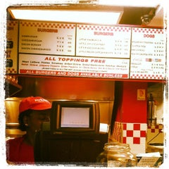 Photo taken at Five Guys by E. Charles T. on 4/1/2013
