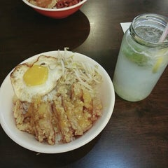 Photo taken at Meal Art (食藝坊) by Lexie Y. on 3/6/2015