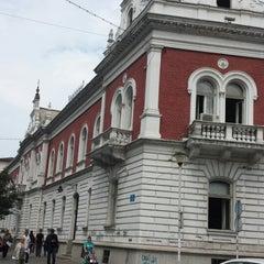 Photo taken at Pošta 80 by Kali R. on 9/8/2014