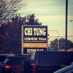 Photo taken at Chi Tung Restaurant by DeeJay Thunder on 10/15/2012