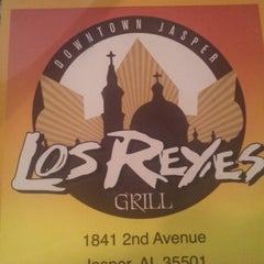 Photo taken at Los Reyes by Jacob L. on 7/21/2014