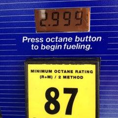 Photo taken at QuikTrip by Melissa C. on 11/15/2012