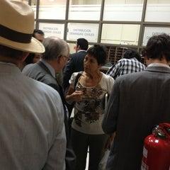Photo taken at Oficina Distribucion Demandas Civiles by Kamila A. on 3/14/2013