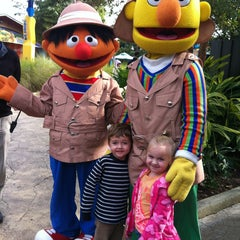 Photo taken at Sesame Street Safari Of Fun by Jackie R. on 12/23/2012