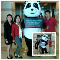 Photo taken at BPI Head Office by Caressa T. on 3/27/2015