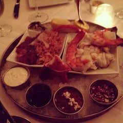 Photo taken at Roots Steakhouse by Victor J. on 9/15/2012