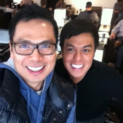 Photo taken at Cathay Pacific Lounge by Jojo on 2/20/2013