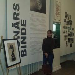 Photo taken at Latvijas Fotogrāfijas muzejs | Latvian Museum of Photography by Jekaterina D. on 2/11/2014