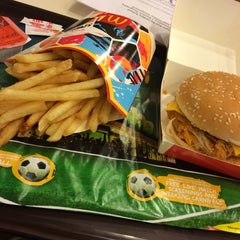 Photo taken at McDonald's by zuhaily on 6/23/2014