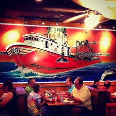Photo taken at Florida Seafood Bar & Grill by Sarah S. on 6/27/2013