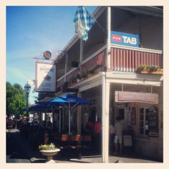Photo taken at Hahndorf by Say Khoon G. on 11/14/2012