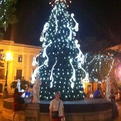 Photo taken at Plaza De Armas by Graeme J. on 12/15/2012