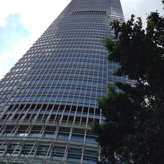 Photo taken at Two ifc 國際金融中心二期 by Sean.T on 6/9/2015