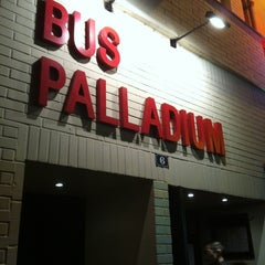 Photo taken at Bus Palladium by Vincent C. on 1/10/2013