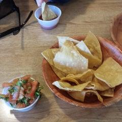 Photo taken at Taqueria Los Pericos #5 by Will H. on 1/31/2014