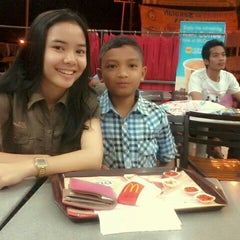 Photo taken at McDonald's by Intan P. on 7/26/2014