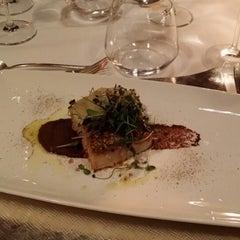 Photo taken at Roof Garden Restaurant by Enrico B. on 2/26/2014