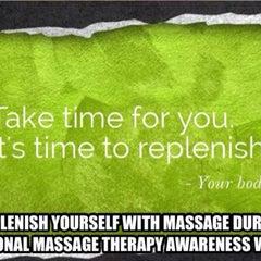 Photo taken at Essentials Massage & Facials by Wm. Cory Jeffries, LMT NMT on 10/29/2015