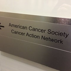 Photo taken at American Cancer Society Cancer Action Network by Steven T. on 2/21/2014