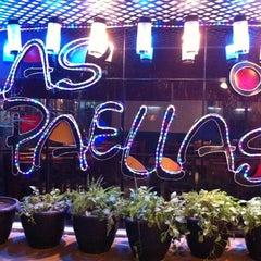 Photo taken at Las Paellas by Carlos G. on 12/2/2012