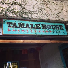 Photo taken at Tamale House East by Gabriel M. on 9/1/2013