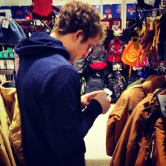 Photo taken at Dick's Sporting Goods by Alexander T. on 12/22/2012