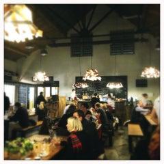 Photo taken at Wine Food Market by Aline Z. on 11/24/2012