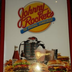 Photo taken at Johnny Rockets by Jim G. on 6/22/2014