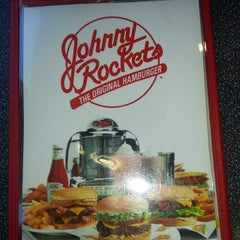 Photo taken at Johnny Rockets by Jim G. on 10/21/2013