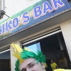 Photo taken at Kiko's Bar by Deymisson R. on 6/17/2014