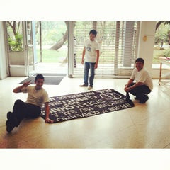 Photo taken at Vargas Museum by randel on 2/13/2015