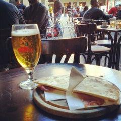 Photo taken at Bar La Linea by Matt L. on 9/22/2012