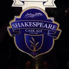 Photo taken at The Shakespeare by Steven B. on 9/10/2014