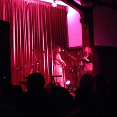 Photo taken at Swedish American Hall by Chris C. on 11/14/2013