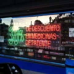 Photo taken at Farmacia Milenio by Vanessa L. on 5/15/2014