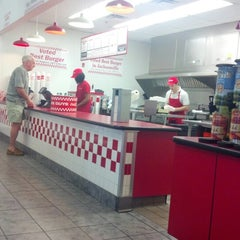 Photo taken at Five Guys by Lindsay F. on 12/5/2012