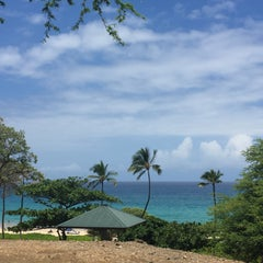 Photo taken at Hāpuna Beach State Recreation Area by Ryan A. on 8/17/2015