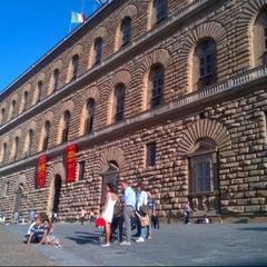 Photo taken at Palazzo Pitti by michi on 9/16/2012
