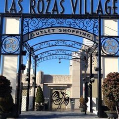 Photo taken at Las Rozas Village: Chic Outlet Shopping by Cristina d. on 1/3/2013