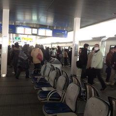 Photo taken at 大阪モノレール 蛍池駅 (Hotarugaike Sta.) by Yoichi M. on 2/23/2013
