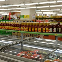 Photo taken at Giant Supermarket by Sabiroh S. on 3/5/2014