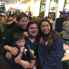 Photo taken at Chuck E. Cheese's by Chris R. on 2/1/2015